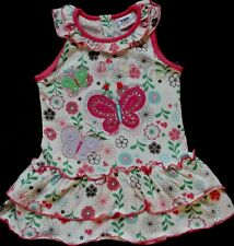 Pretty Colourful Girl Top / Match Dress for 1- 4 Years New
