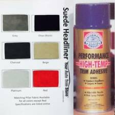 Suede Headliner Kit:  3.5 Yards of Suede Fabric + 2 Cans Spray Adhesive