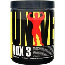 UNIVERSAL NUTRITION NOX3 180 caps free shipping buy 1 - 2 or 3 items