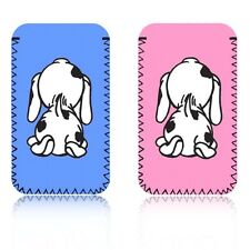 'CUTE SPOTTY DOG' (M) Shock Resistant UNIVERSAL Mobile Phone Pouch Cover Case