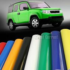 Vinyl Wrap Film Vehicle Car Hood Decals Adhesive Sticker Sheet Air Bubble Free