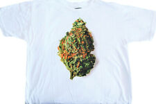 THE NUG T-SHIRT TEE BY FRESHJIVE 420 KUSH BUD RAW AUTHENTIC - IMPORTED FROM USA