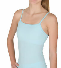 Dragonwing girlgear Best Sports Cami Tanktop with Shelf Bra for Girls Ages 8-17