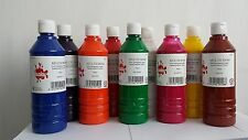 Multipurpose Water Resistant Paint for plastic, wood, glass & fabric- 500ml