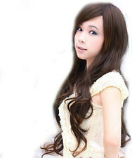 2013 Stylish Sexy Women Long Curly Wave Cosplay/Party Wig/Wigs HOT SELL 3 color