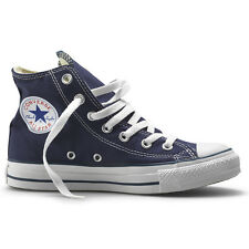 Converse Chuck Taylor All Stars Hi Unisex Shoe Blue All Sizes