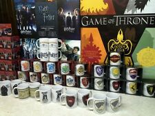 Choice of Harry Potter Mug & Game of Thrones Mug NEW. Officially Licensed