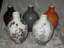 Urn Style Vase Hand Blown Glass Decorative Flowers Table Home Gift NEW!