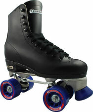 Chicago Indoor Artistic Roller Skates Mens Black Size 3-12