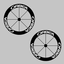 Orbea Carbon Bike/Cycling/Cycle/Push Bike Wheel Decal Sticker Kit