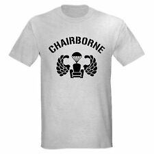 CHAIRBORNE WOW COMPUTER GEEK NERD GAMER FUNNY NERDY GAMING T-SHIRT