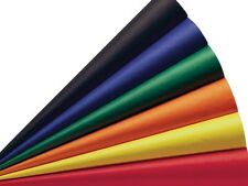"""Tissue Paper 15"""" X 20"""" - 50 or 100 ct Sheets - Craft Gift Wrap Pom Pom Bows"""