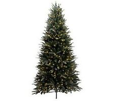 Bethlehem Lights 6.5' Balsam Fir Tree with LED Lights, Instant Power   H196925
