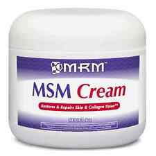 MRM MSM Cream 4 oz You can buy 1 to 5 items here