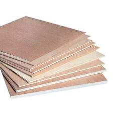 Birch Plywood Sheets 300mm x 1200mm (1ft x 4ft) for Models and Pyrography