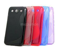 S-Line Soft TPU Gel Cover Case Skin Back for LG Optimus G Pro E980 F240L F240K
