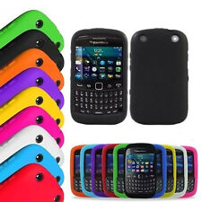 SOFT SILICONE SKIN CASE COVER  BLACKBERRY CURVE 9220/9320