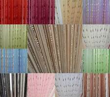 1 X Chain Beads Fringe String Curtain Panel Window Tassel Room Divider 13 Colors