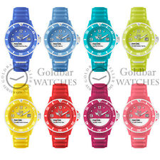 Genuine Ice Pantone Universe Unisex Watch 8 Colour Choices RRP £90