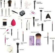 Avon Make Up Brushes, Stencils, Nail Clippers, Nail Decor Tools & Tweezers