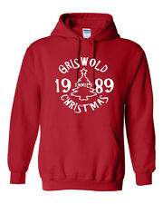 Griswold Family Christmas 1989 Vacation National Lampoon Movie HOODIE 574