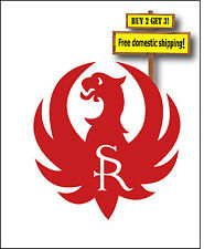 Ruger Decal NRA Gun Rights Sticker 2nd Amendment Free Shipping Buy 2 get 3