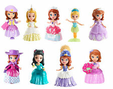 "Disney Princess Sofia the First 3"" Doll - Amber Ruby James Oona or Sofia NEW"
