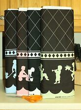 Michael Miller Silo Kids Double Border Fabric SOLD SEPARATELY  PRICE REDUCED