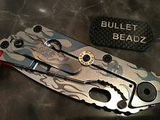 Remington 357 Maximum Bullet Lock Bar Stabilizer made to fit Strider SnG Knives