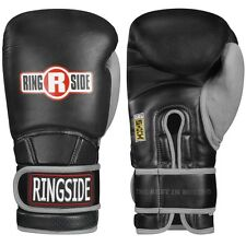 Ringside Gel Shock Safety Sparring Boxing Gloves MMA Muay Thai Kickboxing Gear