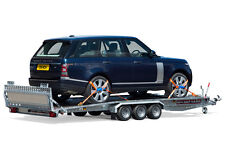 Brian James Tilt Bed Car Transporter Trailer / Recovery Trailer  Hire