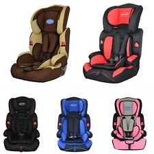Bebehut Convertible Baby Child Car Seat & Booster Seats  Group 1/2/3 9-36 kg