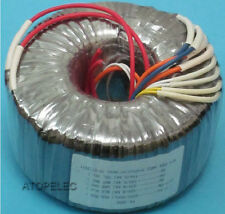 220V 300W Toroidal Transformer for Audio Amplifier AMP - Selectable Outputs