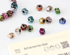 SWAROVSKI ELEMENTS 5928 BeCharmed Helix Bead 14mm Many Colours