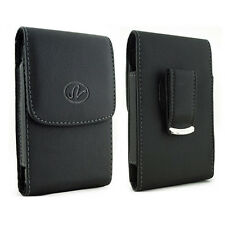 Vertical Leather Swivel Belt Clip Case Pouch Cover for Kyocera Cell Phones NEW!