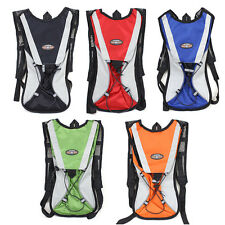 Hydration Pack Water Bladder Sports Backpack Cycling Bag Hiking Climbing Pouch