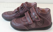 Girls Pablosky Opera Blackberry 092085 Leather Shoe Boot RRP £45.00 - 48.00