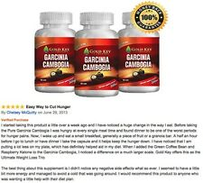 PURE Garcinia Cambogia Pharmaceutical Grade - 3 bottles for the price of 2!