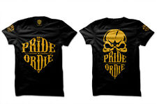 Venum Mens Pride Or Die Reckless T Shirt MMA Clothing Mix Martial Arts Top Tee