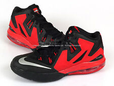 Nike Ambassador VI Black/Metallic Silver-Univ​​ersity Red Basketball 615821-002