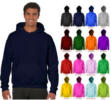Gildan 18500 Hooded Sweatshirt - Heavy Blend - Plain Hoodie Blank Pullover Hood