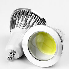 White MR16 GU10 LED COB Spot Down Light Lamp Bulb 5W 7W 9W Spotlight 240V 12V