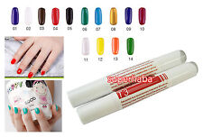 Fashion Colour Revolutionary UV Gel Nail Polish 3 in 1 One Step Gel Polish 12ml