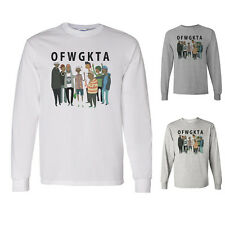 Odd Future Tyler OFWGKTA Wang Earl Wolf Gang - Adventure Time Long Sleeve Shirt