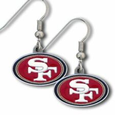 Officially Licensed NFL Team Dangle Earrings - Pick Your Team