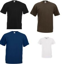 Fruit of the Loom Men's T-shirts Cotton