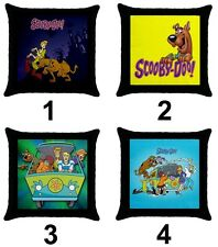 Scooby Doo Shaggy Rogers Cartoon Series Bedroom Cotton Throw Pillow Case Cover