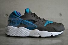 Nike Air Huarache Classic Brown Purple Teal - (Size? Exclusive)
