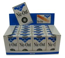 NIC OUT Cigarette Filters Smoking Free Tar & Nicotine Disposable Nicout Holders