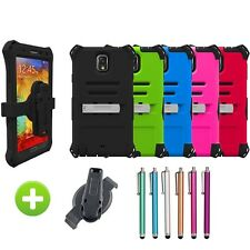 For Samsung Galaxy Note 3 Trident Kraken Series Built-in Case Cover & Holster